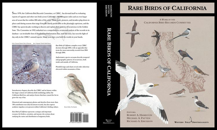 Rare Birds of California