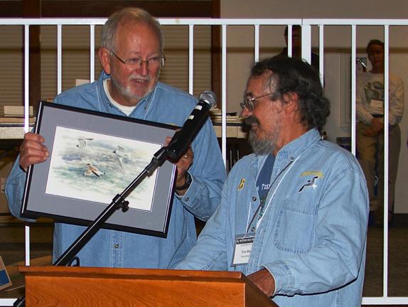 Peter Pyle award
